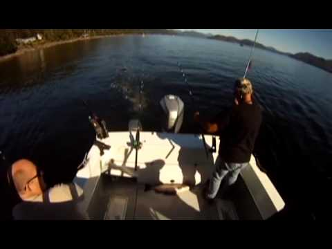 Fishing with jerry meacham aaa sportfishing company Ketchikan Alaska