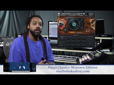 Studiolinked VST Vinyl Classic Motown Edition review - SoundsAndGear