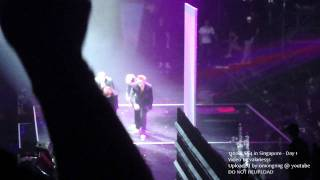 """(fancam) 120218 SS4 in Singapore - Shindong """"Troublemaker"""""""
