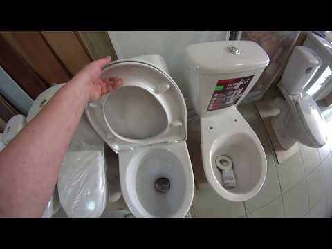 Оборудование для санузла: как правильно выбрать унитаз