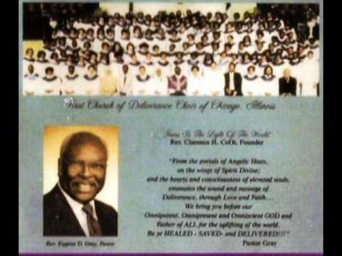 *Audio* As Far As You Can See: First Church of Deliverance Choir, Chicago