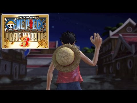 One Piece: Pirate Warriors 3 - Gameplay Trailer