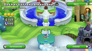 Best of Domtendo & juliiana1211 - New Super Luigi U Together