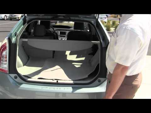 Virtual Video Tour of a 2012 Toyota Prius Sea Glass Pearl from Titus Will Toyota