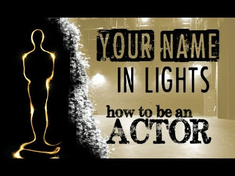 How To Be An Actor! (HD) - Creative Kids