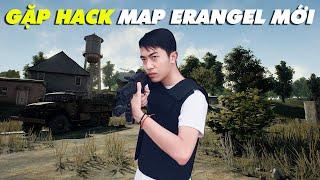 CrisDevilGamer GẶP HACK trong MAP ERANGEL MỚI của PUBG