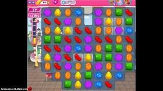 Candy Crush Saga - Level 8