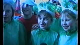 передача ТВ юбилей Фаворит и Непоседы 2003 г.