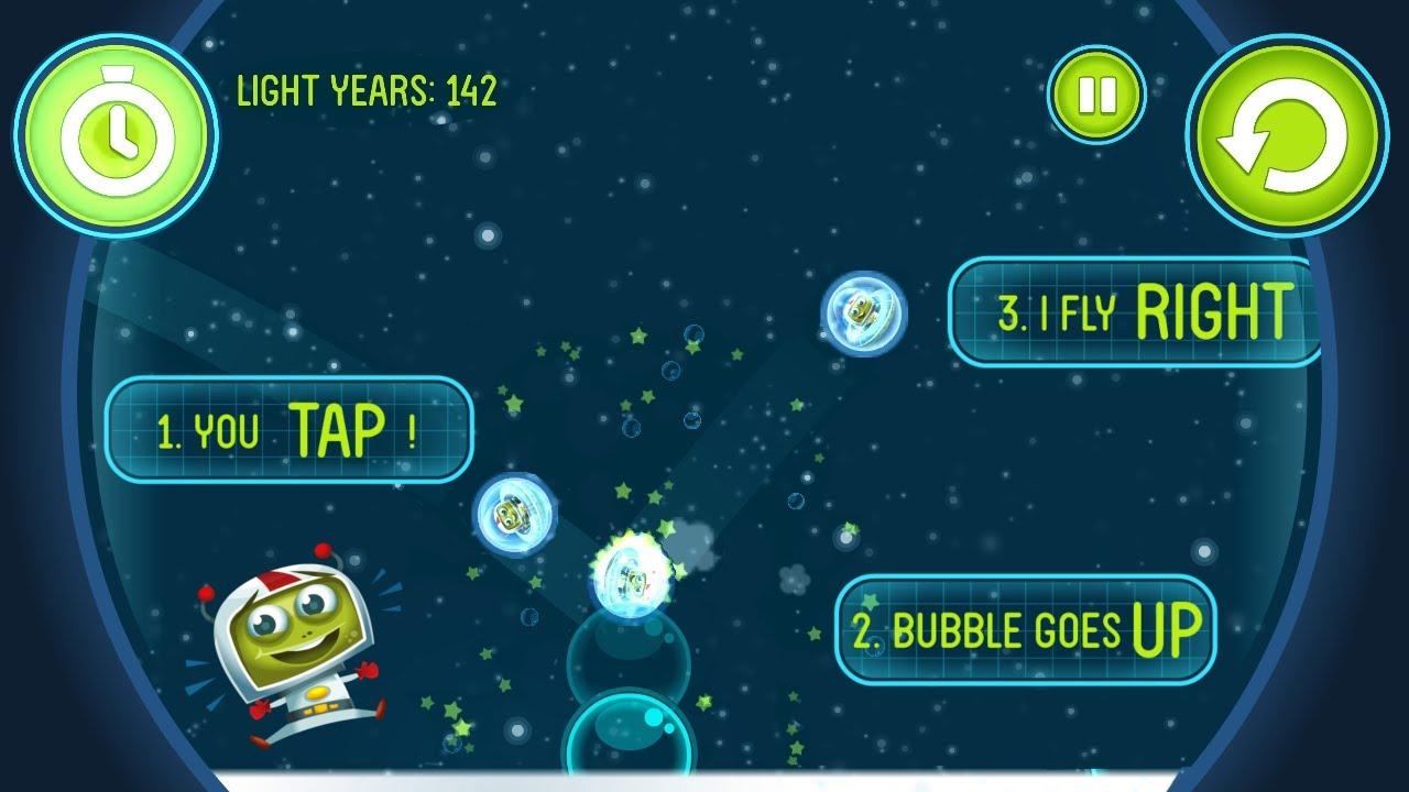 Hubble Bubble Spiel