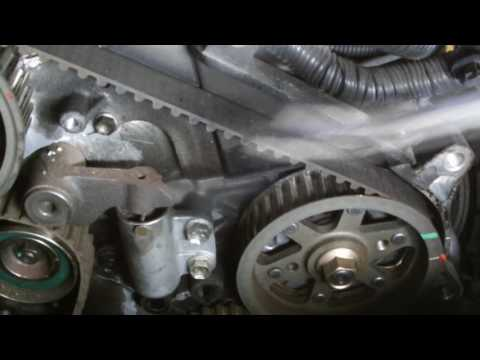 TOYOTA ENGINE REPAIR D4D CAM BELT