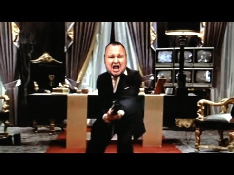 Kim Dotcom - The RAID