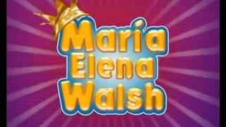 El Reino de María Elena Walsh (Trailer Teatro Premier)
