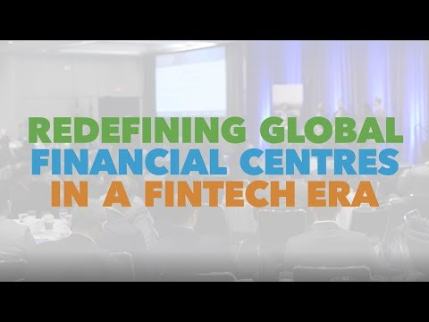 Positioning Toronto as a Global Financial Centre