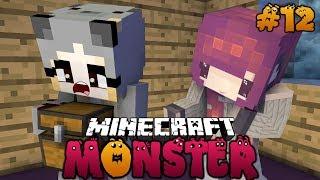 DIE GEHEIMNISVOLLE KISTE WIRD GEÖFFNET ✿ Minecraft MONSTER #12 [Deutsch/HD]