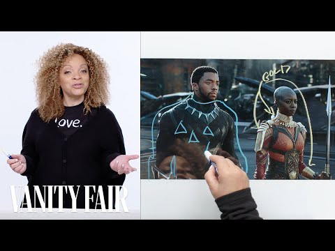 Black Panther's Costume Designer Breaks Down T'Challa's Entr