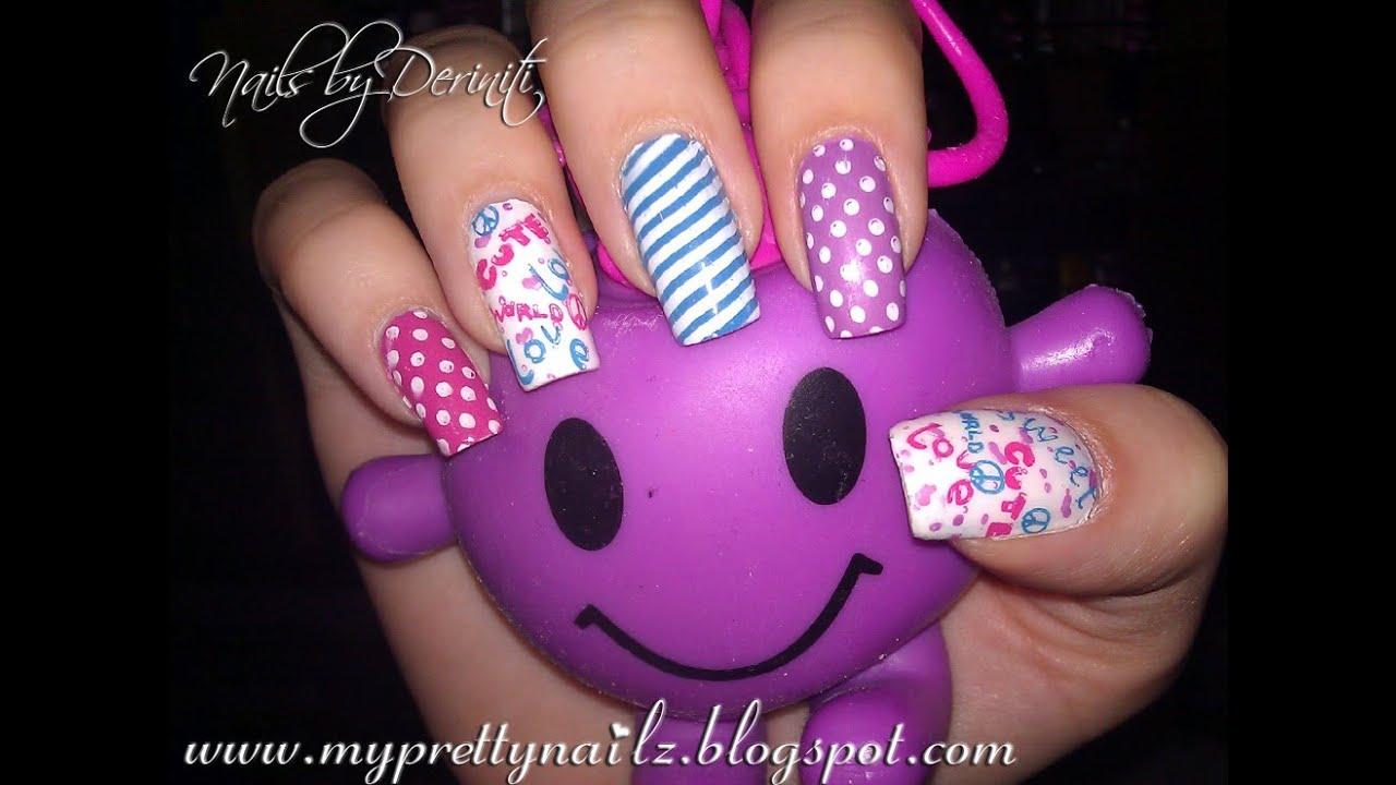 Born Pretty Store Fun Easy Nail Art Stamping Tutorial