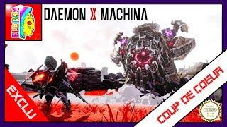 DAEMON X MACHINA... LE JEU DE MECHA ULTIME !!!- LES COUPS DE COEUR D'ELDIVIA # 07