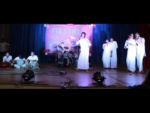 kannada-songs-sung-by-engineering-students-|-sdmcet-antaranga
