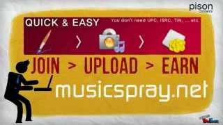 [비손콘텐츠 & 뮤직스프레이] Pison Contents & Musicspray.Net For CES 2013, Las Vegas