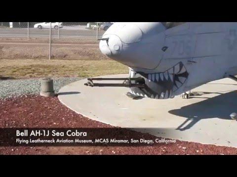 Sea Cobra, Flying Leatherneck Aviation Museum, MCAS Miramar, San Diego, California