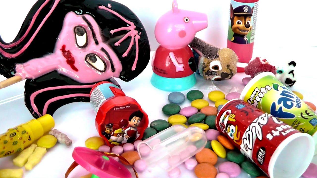 ASMR Candy 🍭  3! Vídeo Satisfactorio de PROBANDO CHUCHES.