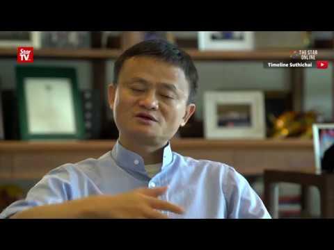 Alibaba's Jack Ma praises Malaysia for its speed