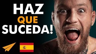 Conor McGregor: De PLOMERO en Dublín a CAMPEÓN de la UFC