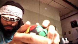 Rubiks Sphere Rap - CRUNC IS BACK!!! AND THATS A FACT JACK!!!!!