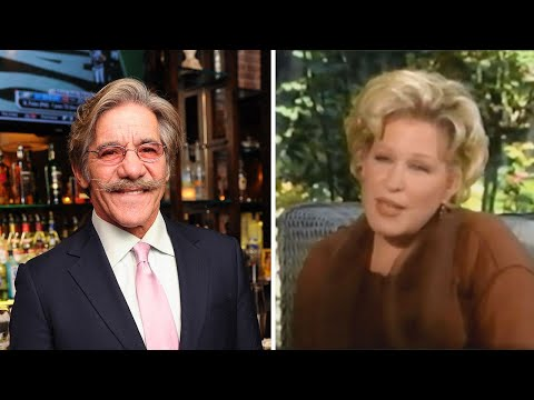 Bette Midler Accused Geraldo Rivera of Sexual Assault in 1991  Watch