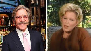 Bette Midler Accused Geraldo Rivera of Sexual Assault in 1991 -- Watch