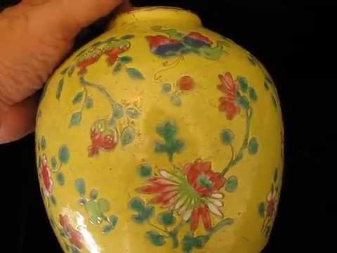 RARE ASIAN ANTIQUES ,,The CPMA,  Part 2 of 3 PORCELAIN CERAMICS, American Pickers