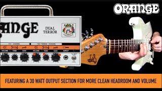 Orange Amps Dual Terror