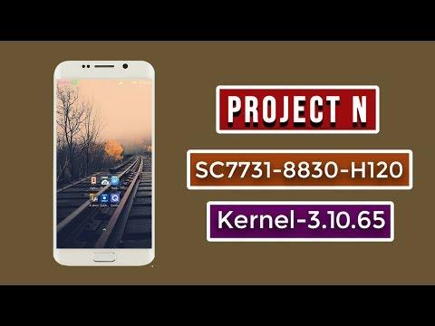 Sc9830 Custom Rom