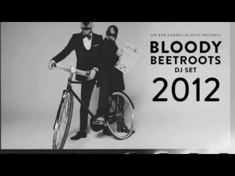 The Bloody Beetroots x Dj Mag / Mixed & Selected by Sir Bob Cornelius Rifo