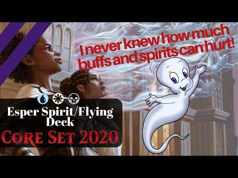 Repeat Esper Discard 0 RARES Budget Deck!! Core Set 2020