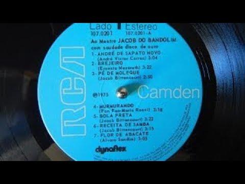 Ao Mestre Jacob do Bandolim com Saudade (1975 vinyl rip / full album)