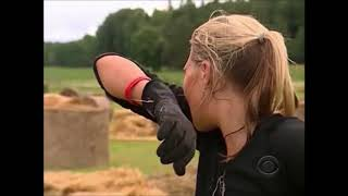 The Haybale Roadblock From Season 15 Of The Amazing Race