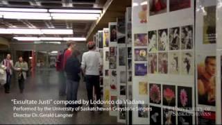 University of Saskatchewan Promotional Video