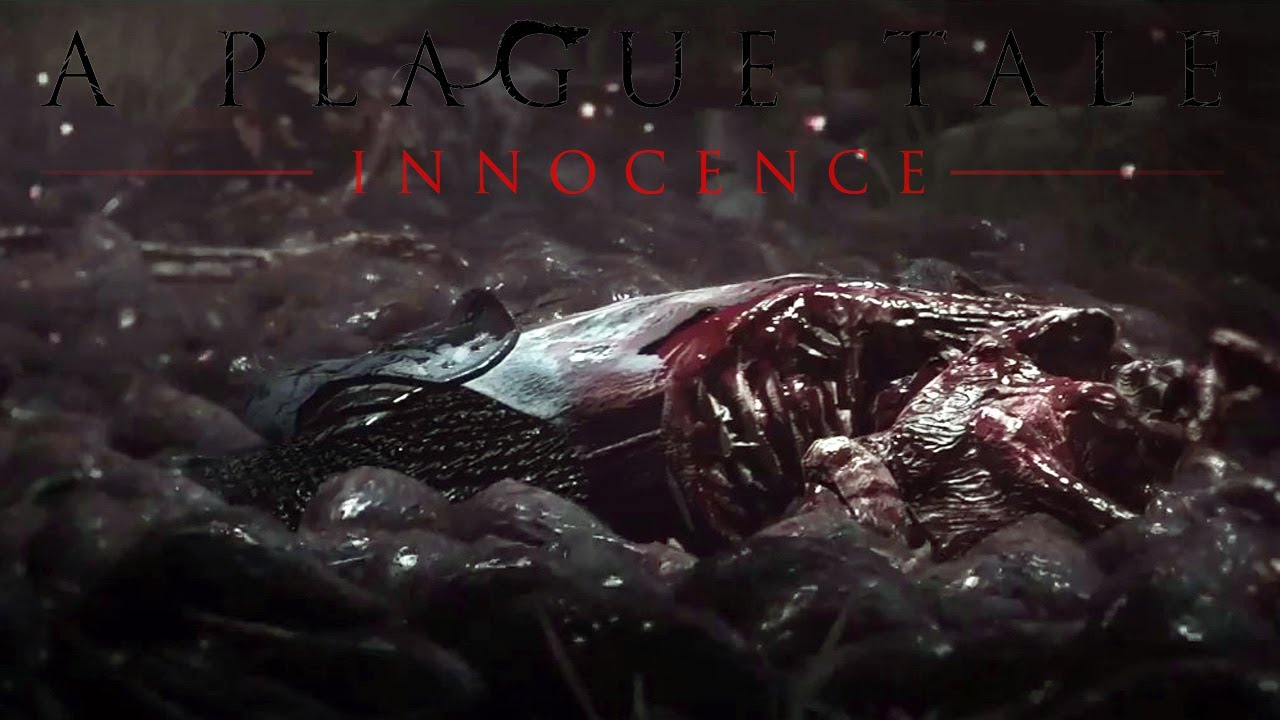 A Plague Tale: Innocence 'Infectious Footage' Gameplay First Look (2017)  Stealth Action RPG HD