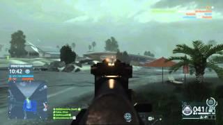 Battlefield Hardline RPK Montage