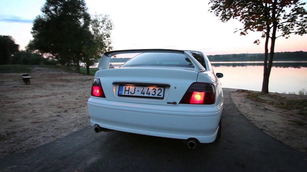 Honda ACCORD TYPE-R - YouTube
