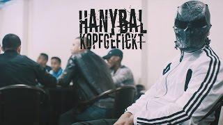Hanybal - KOPFGEFICKT (prod. von Undercover Molotov) [Official 4K OneTake]