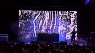 FULL S.P.Y. DJ SET AT RHYTHM AND VINES 2012 WITH MC TEXAS ON THE MIC AND DURTYMAC ON THE VISUAL MIX