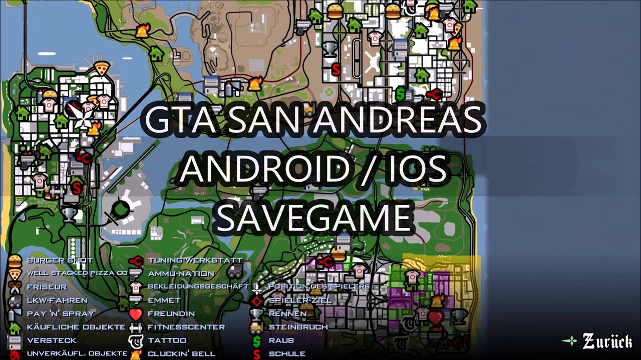 Grand theft auto San Andreas v108  GTA SA for Android