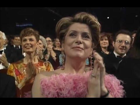 quotindochinequot wins foreign language film 1993 oscars youtube