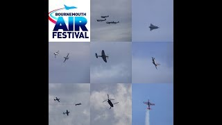 Bournemouth air festival 2019 Saturday highlights