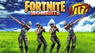 EPIC In Sync Dance (Fortnite Battle Royale Best Moments 2018)