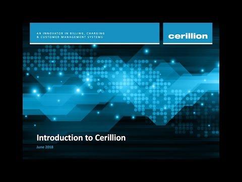 Cerillion (CER) Investor presentation at Mello South June 2018