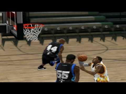 NBA 2k10 - 2k11 Rookies