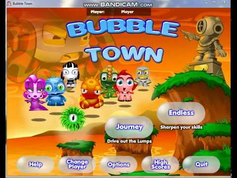 Bubble Town Playthrough Part 2